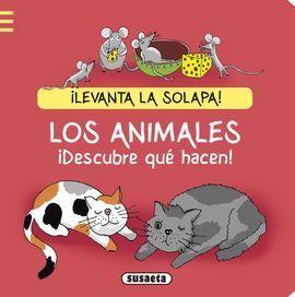 DESCUBRE QUE HACEN LOS ANIMALES