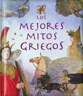 LOS MEJORES MITOS GRIEGOS