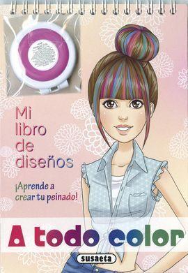 MI LIBRO DE DISEÑOS: TRENDY A TODO COLOR