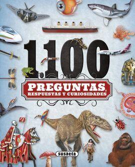 1100 PREGUNTAS, RESPUESTAS Y CURIOSIDADES