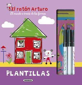 PLANTILLAS. EL MUNCO A TRAVÉS DE LAS FORMAS