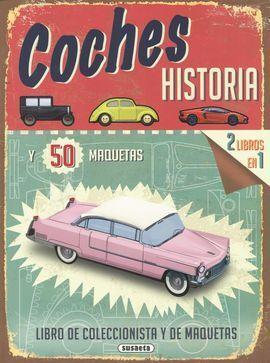 COCHES HISTORIA Y 50 MAQUETAS