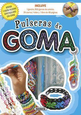 PULSERAS DE GOMA