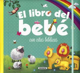 EL LIBRO DEL BEBE CON CITAS BIBLICAS