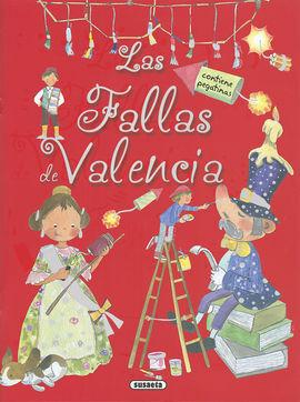 LAS FALLAS DE VALENCIA CON PEGATINAS
