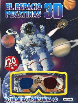 EL ESPACIO PEGATINAS 3D