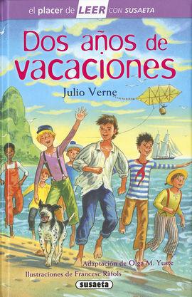 DOCE AÑOS DE VACACIONES