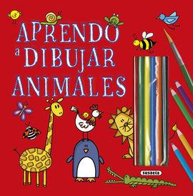 APRENDO A DIBUJAR ANIMALES
