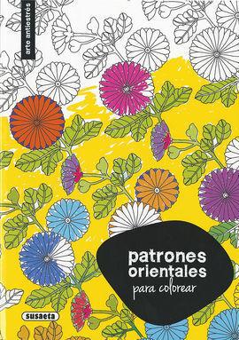 PATRONES ORIENTALES COLOREAR