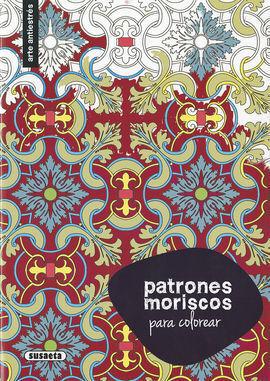 PATRONES MORISCOS PARA COLOREAR