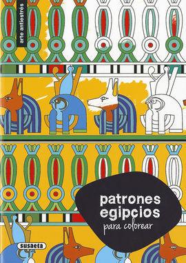 PATRONES EGIPCIOS COLOREAR