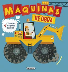 MAQUINAS DE OBRA