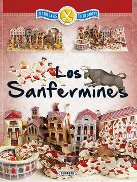 LOS SANFERMINES, MAQUETAS RECORTABLES