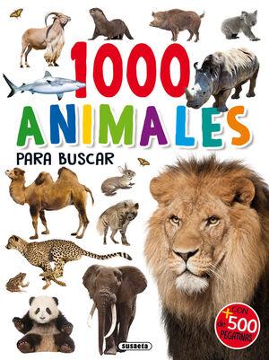1000 ANIMALES PARA BUSCAR