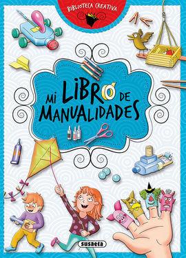 MI LIBRO DE MANUALIDADES