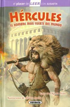 HERCULES, EL HOMBRE MAS FUERTE DEL MUNDO