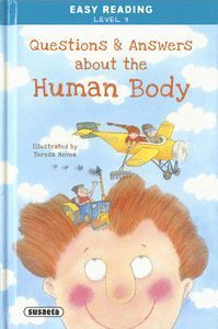 QUESTIONS AND ANSWERS ABOUT THE HUMAN BODY