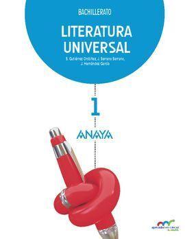 LITERATURA UNIVERSAL 1. BACHILLERAT0