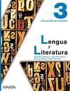 LENGUA Y LITERATURA 3. ALUMNADO. TABLET. ESO