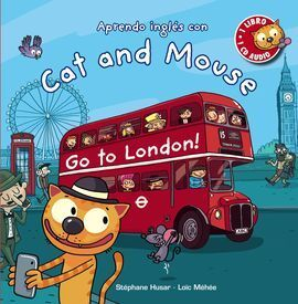 CAT AND MOUSE. LONDON