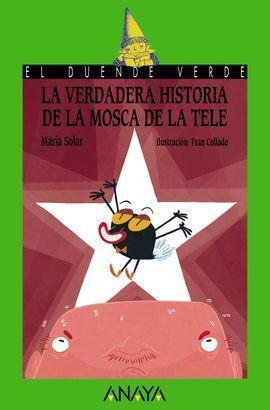 LA VERDADERA HISTORIA DE LA MOSCA DE LA TELE