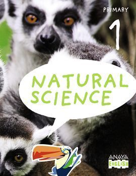 NATURAL SCIENCE 1º EDUCACION PRIMARIA