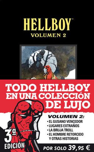HELLBOY EDICION INTEGRAL VOL 2