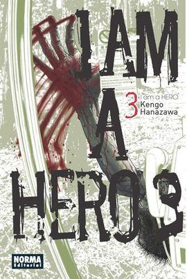 I AM A HERO 3