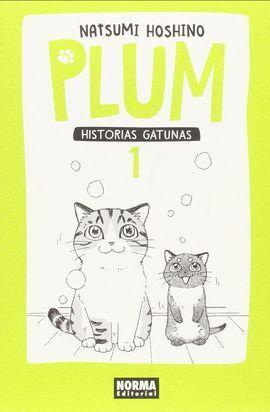 PLUM HISTORIAS GATUNAS 1
