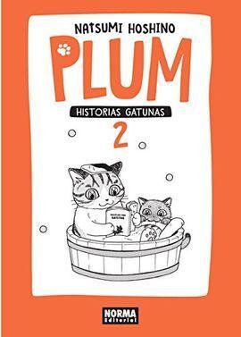 PLUM 2 HISTORIAS GATUNAS