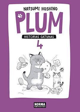 PLUM HISTORIAS GATUNAS 04