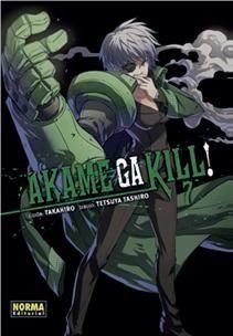 AKAME GA KILL 7