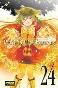 PANDORA HEARTS 24 (ÚLTIMO VOLUMEN)