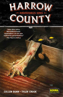 HARROW COUNTY 01: INNUMERABLES SERES