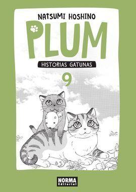 PLUM 09. HISTORIAS GATUNAS