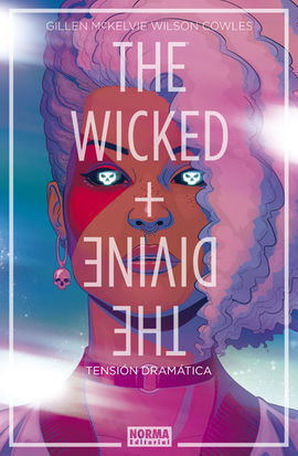 WICKED Y THE DIVINE 4 TENSION DRAMATICA