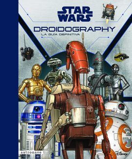 STAR WARS/DROIDOGRAPHY