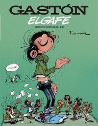 GASTON ELGAFE 4. EDICION INTEGRAL