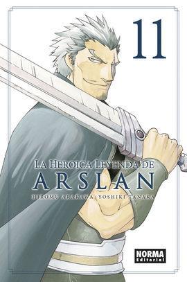 LA HEROICA LEYENDA DE ARSLAN 11