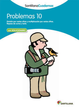 CUAD 10 PROBLEMAS MATEMATICAS