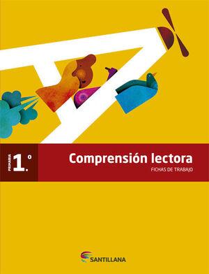 FICHAS COMPRESION LECTORA 1 PRIMARIA