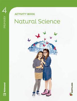 4PRI NATURAL SCIENCE ACTIVITY BK ED15