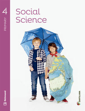 SOCIAL SCIENCE 4 PRIMARY STUDENT'S BOOK + AUDIO