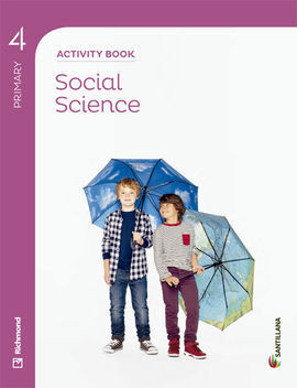 SOCIAL SCIENCE 4 PRIMARY ACTIVITY BOOK