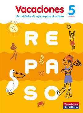VACACIONES DE REPASO 5PRIM CAST
