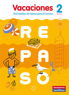 VACACIONES DE REPASO 2PRIM CAST