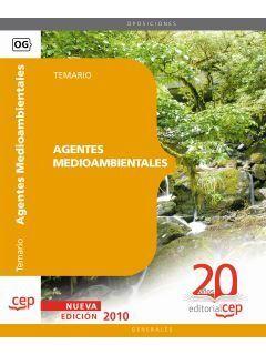 AGENTES MEDIOAMBIENTALES. TEMARIO
