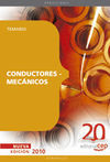 CONDUCTORES - MECÁNICOS. TEMARIO
