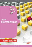 TEST PSICOTECNICOS 2011
