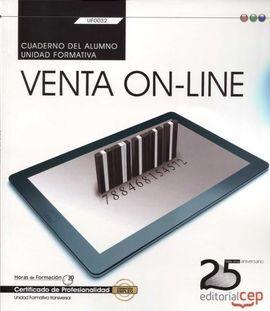 CUADERNO DEL ALUMNO. VENTA ON-LINE (TRANSVERSAL: UF0032). CERTIFICADOS DE PROFES